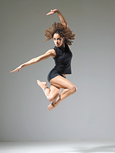 Dancer Dominique Willis.