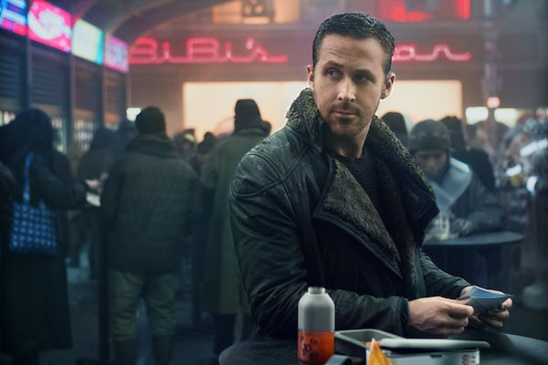 Ryan Gosling in Blade Runner 2049 (Photo: Warner)