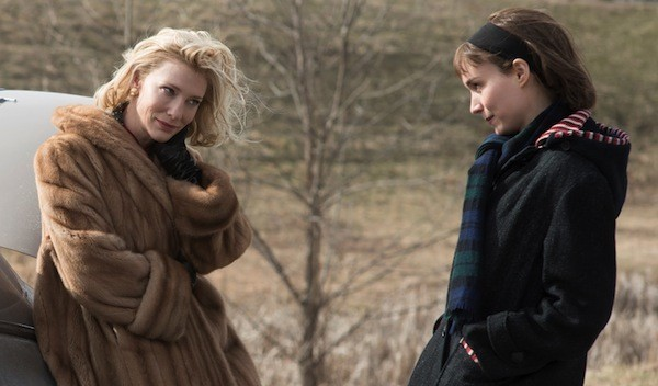 Cate Blanchett and Rooney Mara in Carol (Photo: The Weinstein Co.)