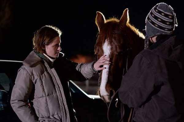 Kristen Stewart and Lily Gladstone in Certain Women (Photo: Criterion)