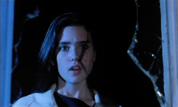Jennifer Connelly in Phenomena (Photo: Synapse Films)