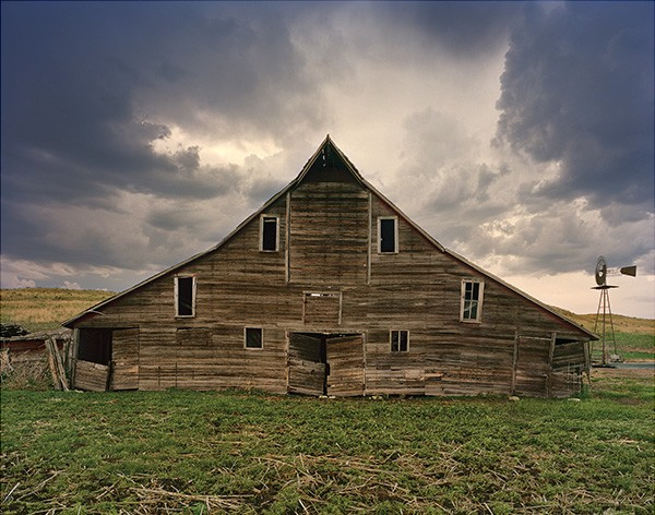 """Cash Meier Barn"" by Andrew Moore."