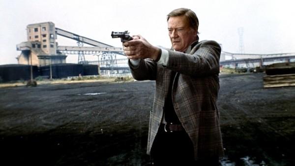 John Wayne in Brannigan (Photo: Kino & MGM)