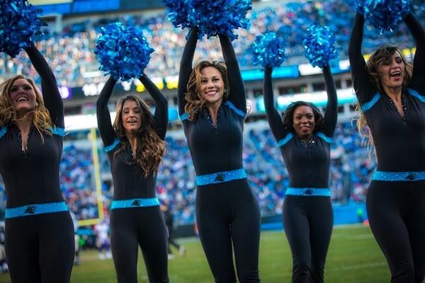 Photo courtesy of Carolina Panthers.