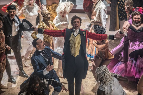 Hugh Jackman in The Greatest Showman (Photo: Fox)