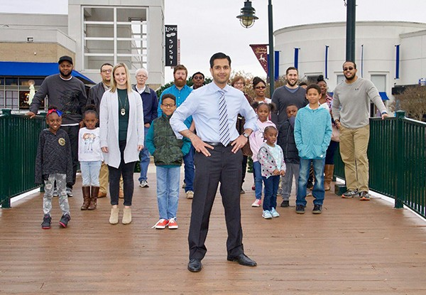 N.C. Senate candidate in District 38 Mujtaba Mohammed is a member of the Leading on Opportunity Council with a priority on early childhood education.