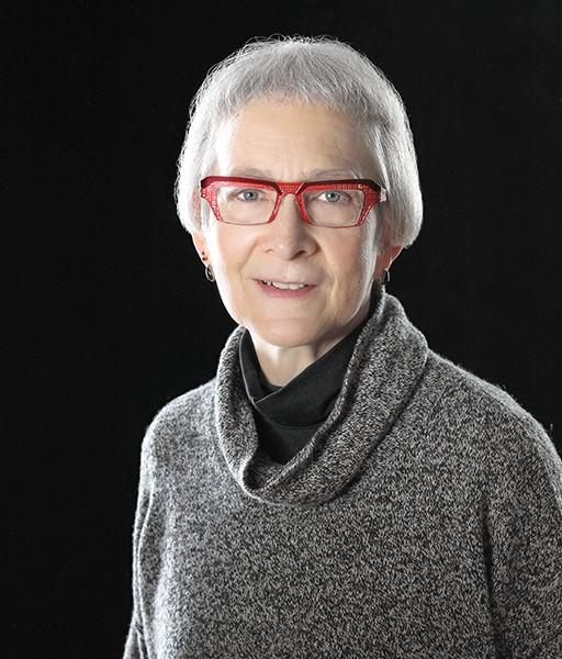 Susan Brenner. (Photo by Jeff Cravotta)