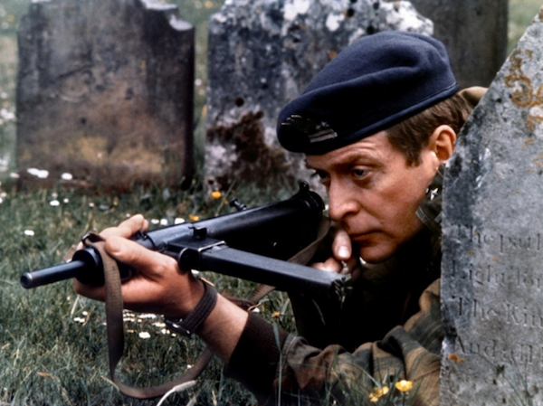 Michael Caine in The Eagle Has Landed (Photo: Columbia)