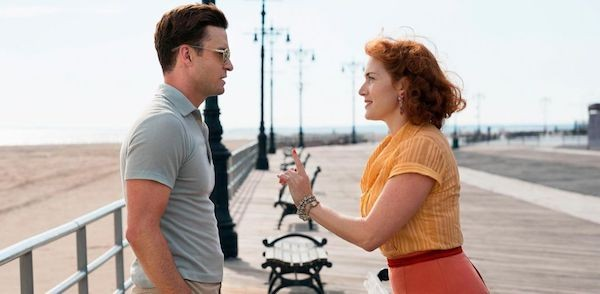 Justin Timberlake and Kate Winslet in Wonder Wheel (Photo: Universal)