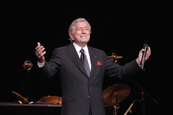 Tony Bennett (Photo by Larry Busacca)