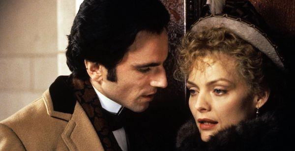 Daniel Day-Lewis and Michelle Pfeiffer in The Age of Innocence (Photo: Criterion)