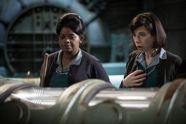 Octavia Spencer and Sally Hawkins in The Shape of Water (Photo: Fox)