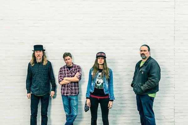 Sarah Shook & the Disarmers (Photo by John Gessner)