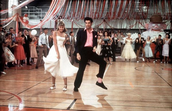 Olivia Newton-John and John Travolta in Grease (Photo: Paramount)