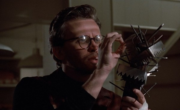 Peter Weller in Of Unknown Origin (Photo: Shout! Factory)