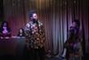 Video: Rapper Black Linen Premieres New Album, Singer Darian La Sparrow Stuns Crowd Monday at Petra's