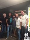 [From left] Mark Kemp, Tony Arreaza, Davey Blackburn, Oscar Huerta and Ryan Pitkin.