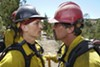 Miles Teller and Josh Brolin in <i>Only the Brave</i> (Photo: Columbia)