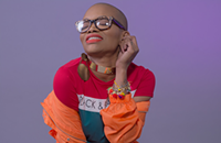 Charlotte Artist and Patron Davita Galloway Says 'Yes' to the Best