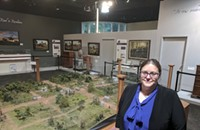 As the Youngest President of the Charlotte Museum of History, Adria Focht is Bringing Us Into the Present Through the Past