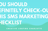 Boost Your Business: Check-Out this SMS Marketing Checklist