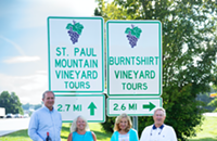 Local Vineyards Distinguished By Federal Designation