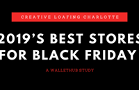 2019's Best Stores for Black Friday – WalletHub Study