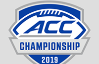 ACC Football Championship Game Tonight at 7:30pm