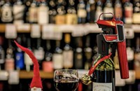 Wine O'Clock — Visit the Coravin Wine Bar at the Charlotte Christmas Village