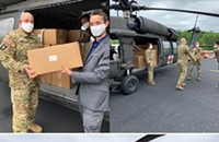 Local NC Company Nufabrx Works with National Guard to Deliver 250,000 PPE Masks