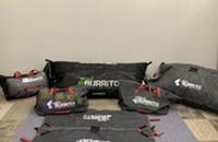 BURRITO BRANDS Eco Friendly Reusable Bags Manufacturer