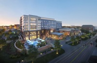 UNC CHARLOTTE MARRIOTT HOTEL & CONFERENCE CENTER NOW OPEN $87 million project owned by the UNC Charlotte Endowment Fund, operated by Sage Hospitality Group