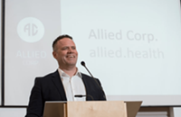 Allied Health Corp is building a new kind of pharmaceutical company that is focused on treating people with natural cannabinoid and psilocybin health solutions