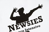 """Want to Dance On Stage? """"Newsies"""" Production Camp"""