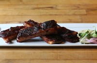 Eat This: Border springs lamb ribs at Bonterra