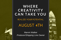 Pop-Up Creative Speaker Series > Realize Your Potential