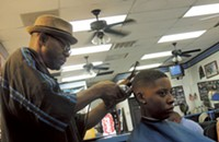 Outgoing Police Chief Rodney Monroe's barber gives insight into how things changed during Monroe's tenure