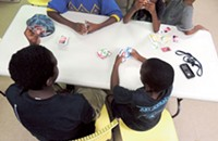 Program aims to end absenteeism among Charlotte's homeless students