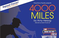 4000 Miles presented by Three Bone Theatre