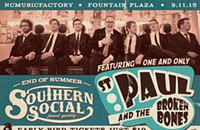 Win Tickets to The End of Summer Southern Social with St. Paul & the Broken Bones!