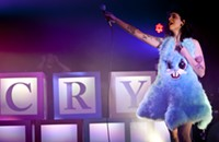 Live photos: Melanie Martinez, Amos' Southend (8/26/2015)