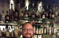 Bob Peters, Mixologist at Ritz-Carlton's The Punch Room