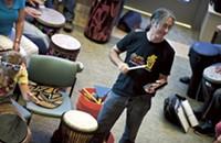 Scott Swimmer, DrumStrong President/Founder