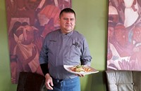 Three questions for Raul Ortegon, chef at Mestizo