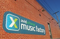 Mayor Roberts, AvidXchange officials announce Music Factory name change