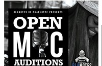 Open Mic & Audition