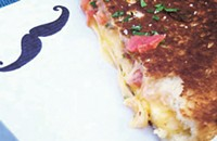 Papi Queso's gourmet grilled cheeses are a Charlotte favorite
