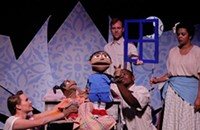Theater review: <i>The Magic Kite</i>
