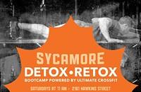 Detox*Retox Bootcamp