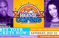 Campus Pride Homecoming & Awards Banquet